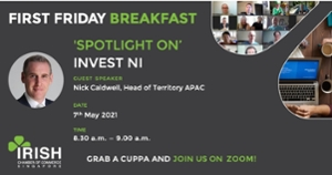 thumbnails May's First Friday Breakfast 7th May 2021 - 8.30 a.m. to 9.00 a.m.