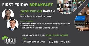 thumbnails September's First Friday Breakfast 3rd September 2021
