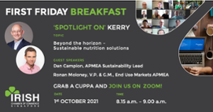 thumbnails October's First Friday Breakfast 1st October 2021 - 8.15 a.m. to 9 a.m. SGT